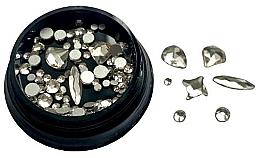 Parfüm, Parfüméria, kozmetikum Körömdíszítő kövek, ezüst - Deni Carte