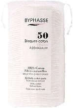 Parfüm, Parfüméria, kozmetikum Sminklemosó vattakorong 50db - Byphasse Cotton