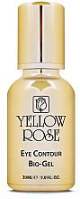 Parfüm, Parfüméria, kozmetikum Bio-gél hirudinnal a szem körüli bőrre - Yellow Rose Eye Contour Bio-Gel