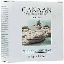 Parfüm, Parfüméria, kozmetikum Ásványi sár szappan - Canaan Minerals & Herbs