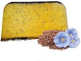 Parfüm, Parfüméria, kozmetikum Szilárd argán sampon lenolajjal - E-Fiori Solid Hair Shampoo