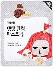 Parfüm, Parfüméria, kozmetikum Szövetmaszk csiga mucinnal és kollagénnel - Yadah Collagen Mask Pack