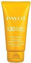 Parfüm, Parfüméria, kozmetikum Napvédő anti-age arckrém SPF 30 - Payot Sun Sensi Protective Anti-aging Face Cream