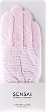 Parfüm, Parfüméria, kozmetikum Kesztyű hidratáló krémhez és pakoláshoz - Kanebo Sensai Cellular Performance Treatment Gloves
