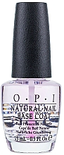 Parfüm, Parfüméria, kozmetikum Alaplakk természetes körömre - O.P.I Natural Nail Base Coat