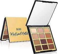 Parfüm, Parfüméria, kozmetikum Szemhéjfesték paletta - Milani Eyeshadow Palette