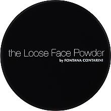 Parfüm, Parfüméria, kozmetikum Por púder - Fontana Contarini The Loose Face Powder
