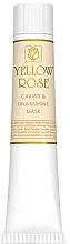 Parfüm, Parfüméria, kozmetikum Maszk kaviár kivonattal és tengeri DNS-sel (tubus) - Yellow Rose Caviar & Marine DNA Face Mask