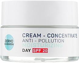 Parfüm, Parfüméria, kozmetikum Nappali arckrém - Vollare Multi-Active Detox C+E Cream-Concentrate