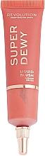 Parfüm, Parfüméria, kozmetikum Folyékony arcpirosító - Makeup Revolution Superdewy Liquid Blush