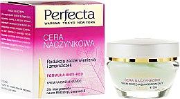 Parfüm, Parfüméria, kozmetikum Ránctalanító krém - Perfecta Cera Naczynkowa Cream
