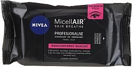 Parfüm, Parfüméria, kozmetikum Sminkeltávolító törlőkendő - Nivea MicellAIR Expert Micellar Makeup