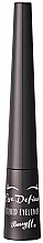 Parfüm, Parfüméria, kozmetikum Szemhéjtus - Barry M Waterproof Eye Define Liquid Eyeliner