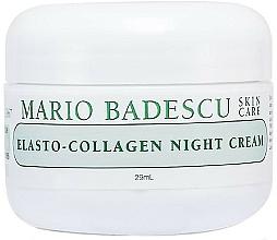 Parfüm, Parfüméria, kozmetikum Éjszakai arckrém kollagénnel - Mario Badescu Elasto-Collagen Night Cream