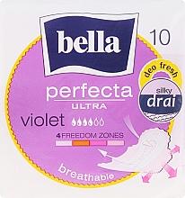 Parfüm, Parfüméria, kozmetikum Egészségügyi betét Perfecta Violet Deo Fresh Soft Ultra, 10 - Bella