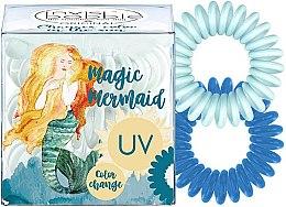 Parfüm, Parfüméria, kozmetikum Spirál hajgumi, 3db - Invisibobble Original Ocean Tango