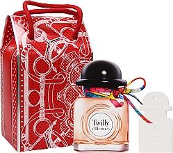 Parfüm, Parfüméria, kozmetikum Hermes Twilly D'Hermes - Szett (edp/50ml + ceramic to perfume)
