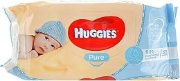 Parfüm, Parfüméria, kozmetikum Gyerek nedves törlőkendő Pure 56 db - Huggies