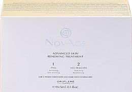 Parfüm, Parfüméria, kozmetikum Kétfázisu bőrmegujító piling - Oriflame NovAge Advanced Skin Renewing Treatment