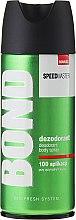 Parfüm, Parfüméria, kozmetikum Dezodor - Bond Speedmaster Deo Spray