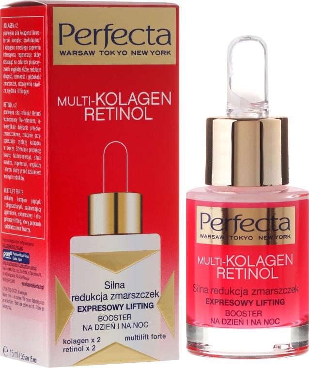 Booster - Dax Cosmetics Perfecta Multi-Collagen Retinol Booster