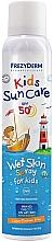 Parfüm, Parfüméria, kozmetikum Napvédő spray gyermekeknek SPF50 - Frezyderm Kids Sun Care Wet Skin Spray