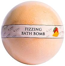 "Parfüm, Parfüméria, kozmetikum Fürdő bomba ""Mangó"" - Kanu Nature Bath Bomb Mango"
