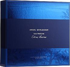 Parfüm, Parfüméria, kozmetikum Angel Schlesser Eau Fraiche Citrus Marino - Szett (edt/100ml+sh/gel/150ml)