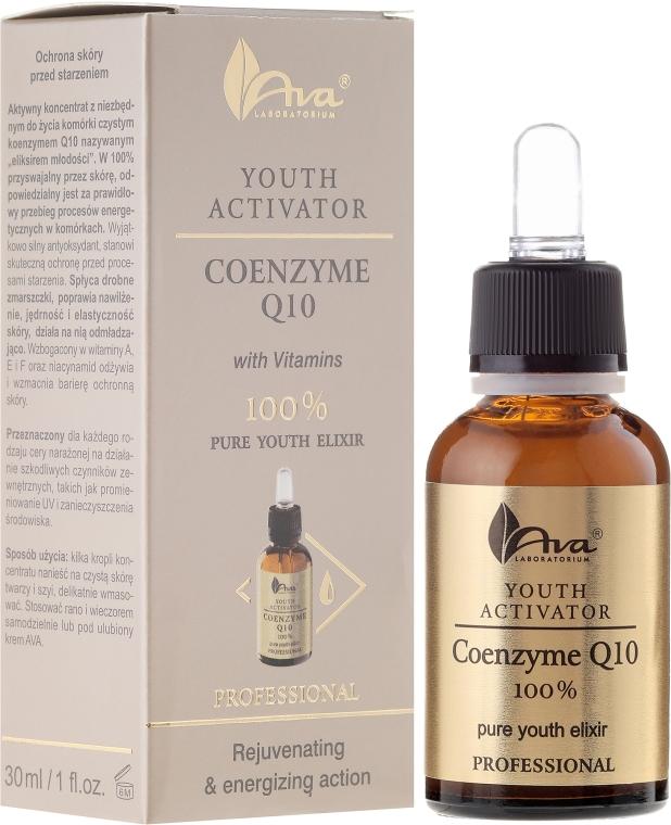 """Arcszérum Q 10 vitamin """"Koenzim"""" - Ava Laboratorium Youth Activators Serum"""