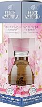 Parfüm, Parfüméria, kozmetikum Aromadiffuzór - Felce Azzurra Cherry Blossoms