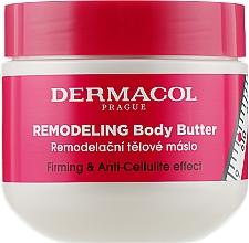 Parfüm, Parfüméria, kozmetikum Átalakító testvaj - Dermacol Remodeling Body Butter