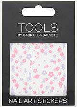 Parfüm, Parfüméria, kozmetikum Körömdíszítő matricák - Gabriella Salvete Tools Nail Art Stickers 10