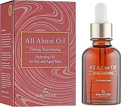 Parfüm, Parfüméria, kozmetikum Feszesítő szérum-olaj - The Skin House All About Oil