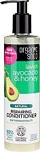 Parfüm, Parfüméria, kozmetikum Hajbalzsam - Organic Shop Avocado & Honey Repairing Conditioner