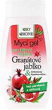 Parfüm, Parfüméria, kozmetikum Intim mosakodó gél - Bione Cosmetics Pomegranate Intimate Wash Gel With Antioxidants