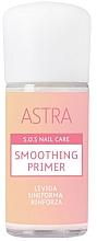 Parfüm, Parfüméria, kozmetikum Simító primer körömre - Astra Make-up Sos Nails Care Smoothing Primer