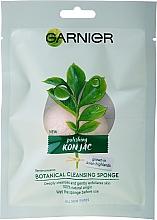 Parfüm, Parfüméria, kozmetikum Konjac arctisztító szivacs minden bőrtípusra - Garnier Bio Polishing Konjac Botanical Cleansing Sponge