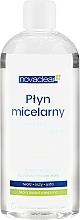 Parfüm, Parfüméria, kozmetikum Micellás folyadék zsíros és kombinált bőrre - Novaclear Normalizing Micellar Water
