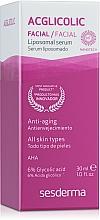Parfüm, Parfüméria, kozmetikum Anti age liposzómás szérum - SesDerma Laboratories Acglicolic Liposomal Serum