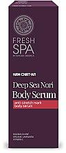 Parfüm, Parfüméria, kozmetikum Striák elleni szérum - Natura Siberica Fresh Spa Kam-Chat-Ka Deep Sea Nori Body Serum