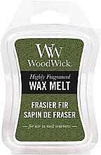 Parfüm, Parfüméria, kozmetikum Aroma viasz - WoodWick Wax Melt Frasier Fir