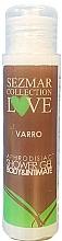 Parfüm, Parfüméria, kozmetikum Mosakodó gél testre és intim zónákra - Sezmar Collection Love Varro Intimate & Body Shower Gel