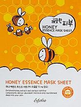 Parfüm, Parfüméria, kozmetikum Anyagmaszk mézzel - Esfolio Pure Skin Essence Mask Sheet Honey