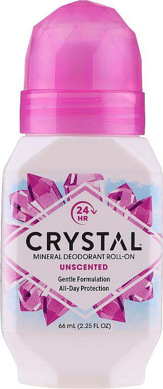 Golyós izzadásgátló - Crystal Body Deodorant Roll-On Deodorant