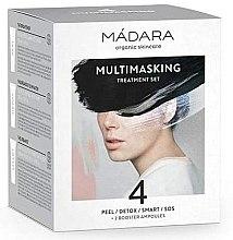 Parfüm, Parfüméria, kozmetikum Szett - Madara Cosmetics Multimasking Treatment Set (f/mask/12,5ml*4 + f/ampoule/3ml*2)