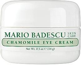 Parfüm, Parfüméria, kozmetikum Kamilla szemkrém - Mario Badescu Chamomile Eye Cream