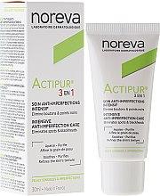 Parfüm, Parfüméria, kozmetikum Ápolás 3 az 1-ben problémás bőrre - Noreva Actipur Intensive Anti-Imperfection Care 3in1