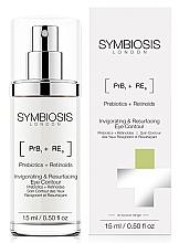 Parfüm, Parfüméria, kozmetikum Szérum szemkörnyékre - Symbiosis London Invigorating & Resurfacing Eye Contour