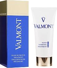 Parfüm, Parfüméria, kozmetikum Tápláló és helyreállító kézkrém - Valmont Hand Nutritive Treatment