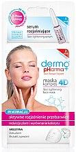 Parfüm, Parfüméria, kozmetikum Szérum + maszk - Dermo Pharma Skin Lightening